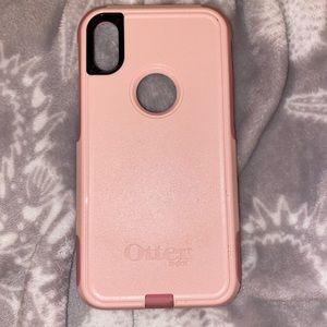 iPhone XR otter box case